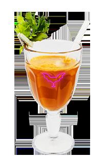 Морковно-сельдереевый фреш