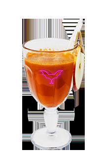Яблочно-морковный с имбирем
