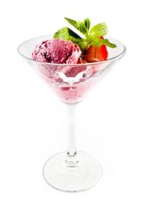 Ice Cream - Creamy Strawberry