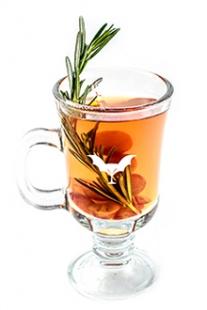 Персиково-виноградный чай